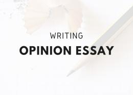 Opinion essay nivel C1